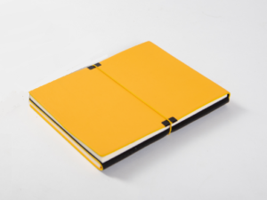 dual notepad ic yellow