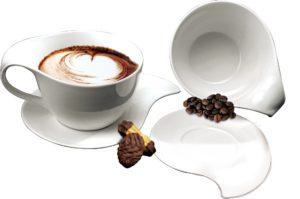 Кофейная пара «Ninfea»