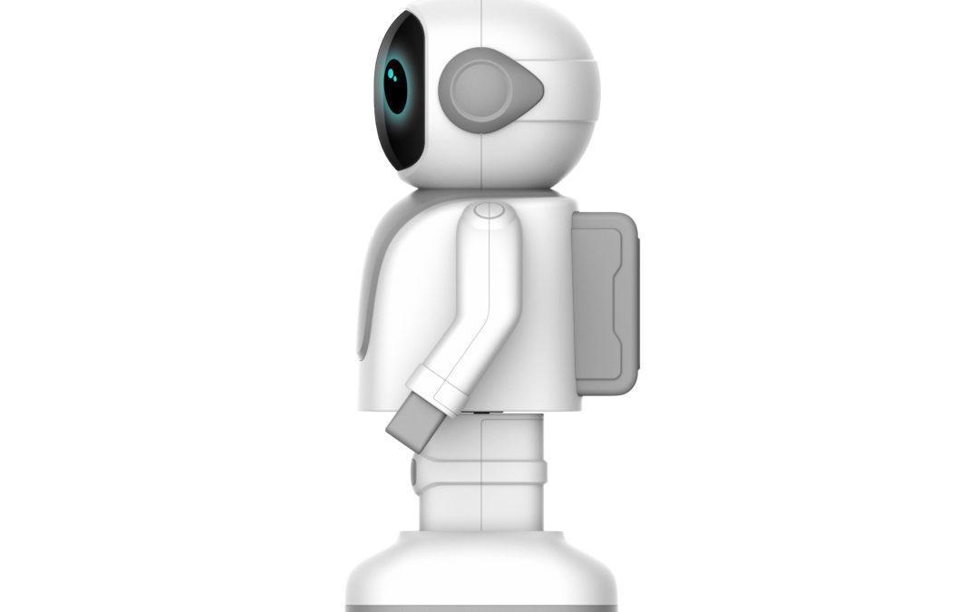 Новое поступление робота-колонки