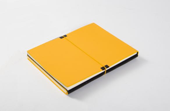dual notepad ic yellow
