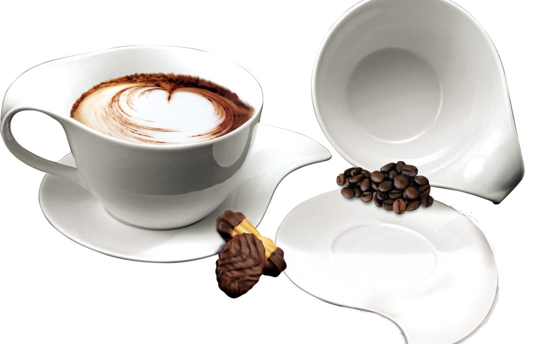 Идея подарка с логотипом — кофейная пара